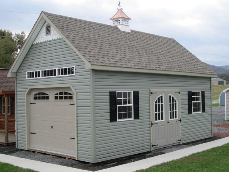 Poconos And Lehigh Valley A Frame Sheds Mini Barn Sheds Cottage Sheds Hi Side Dutch Sheds